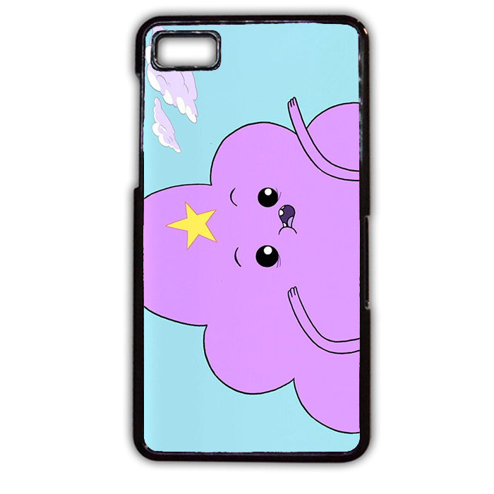 Adventure Time Lumpy Space Phonecase Cover Case For Blackberry Q10 Blackberry Z10 - tatumcase