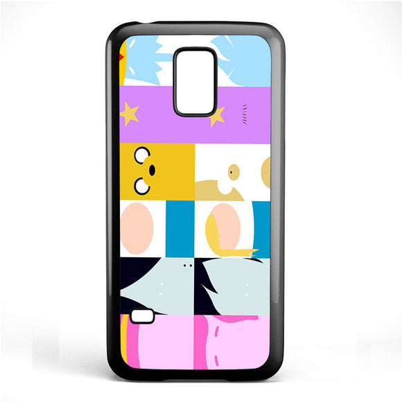 Adventure Time All Characters Phonecase Cover Case For Samsung Galaxy S3 Mini Galaxy S4 Mini Galaxy S5 Mini - tatumcase