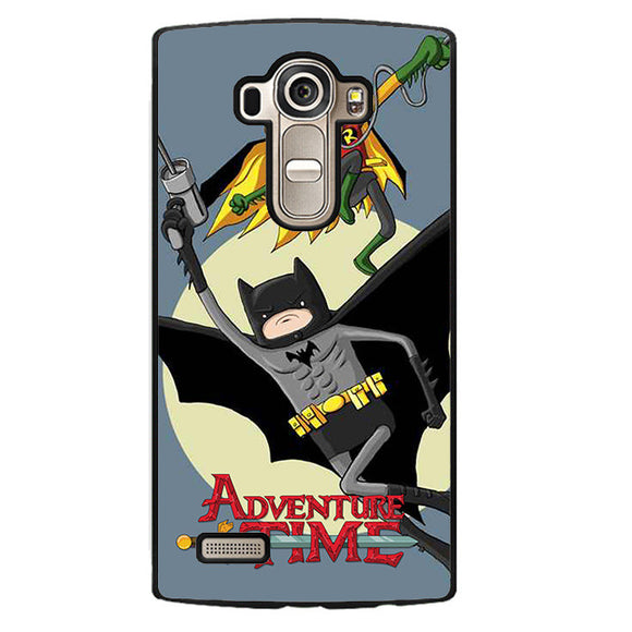 Adventure Time Batman Robin Phonecase Cover Case For LG G3 LG G4 - tatumcase