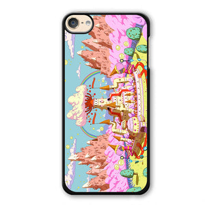Adventure Time Candy Kingdom Phonecase Cover Case For Apple Ipod 4 Ipod 5 Ipod 6 - tatumcase