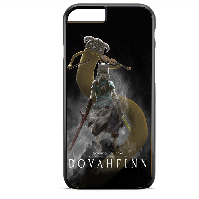 Adventure Time Dovah Finn Phonecase For Iphone 4/4S Iphone 5/5S Iphone 5C Iphone 6 Iphone 6S Iphone 6 Plus Iphone 6S Plus