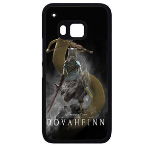 Adventure Time Dovah FinnPhonecase Cover Case For HTC One M7 HTC One M8 HTC One M9 HTC ONe X - tatumcase