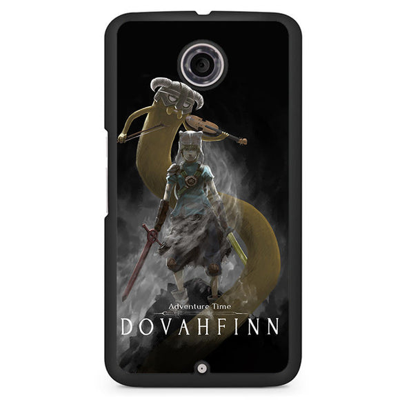 Adventure Time Dovah Finn Phonecase Cover Case For Google Nexus 4 Nexus 5 Nexus 6 - tatumcase