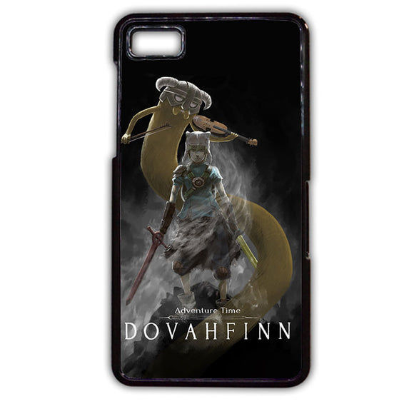 Adventure Time Dovah Finn Phonecase Cover Case For Blackberry Q10 Blackberry Z10 - tatumcase