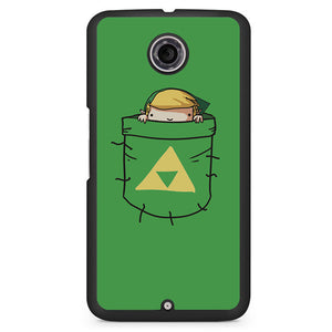 Adventure Time Finn Zelda Phonecase Cover Case For Google Nexus 4 Nexus 5 Nexus 6 - tatumcase