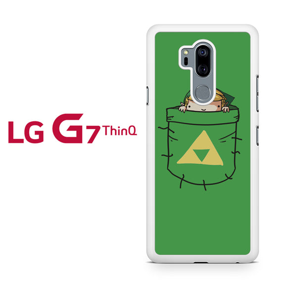 adventure time finn zelda, LG G7 ThinQ Case, Tatumcase