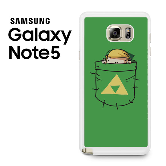 adventure time finn zelda - Samsung Galaxy Note 5 Case - Tatumcase