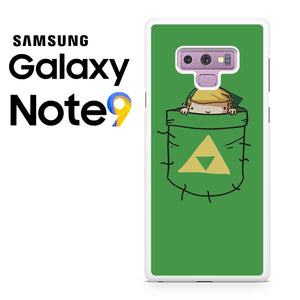 adventure time finn zelda - Samsung Galaxy NOTE 9 Case - Tatumcase