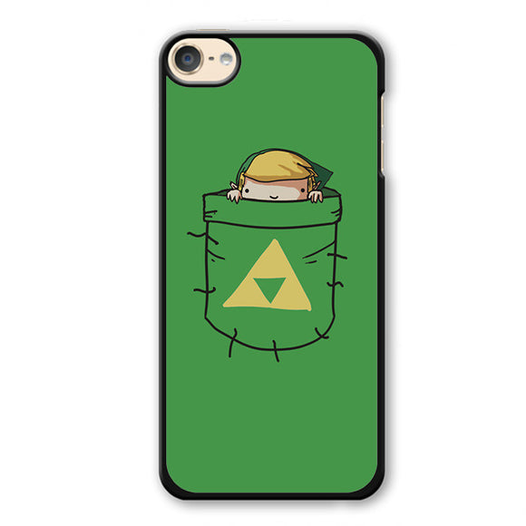 Adventure Time Finn Zelda Phonecase Cover Case For Apple Ipod 4 Ipod 5 Ipod 6 - tatumcase