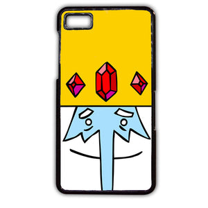 Adventure Time Ice King Phonecase Cover Case For Blackberry Q10 Blackberry Z10 - tatumcase