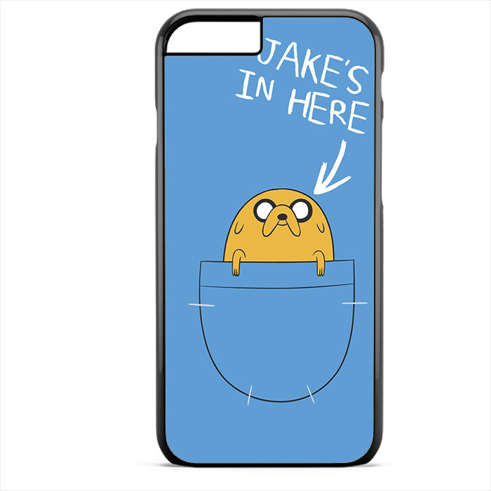 Adventure Time Jake Phonecase For Iphone 4/4S Iphone 5/5S Iphone 5C Iphone 6 Iphone 6S Iphone 6 Plus Iphone 6S Plus