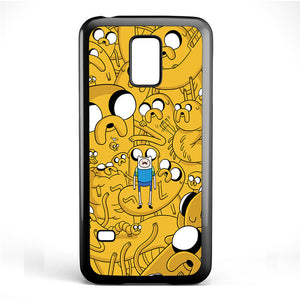 Adventure Time Jake Collage Phonecase Cover Case For Samsung Galaxy S3 Mini Galaxy S4 Mini Galaxy S5 Mini - tatumcase
