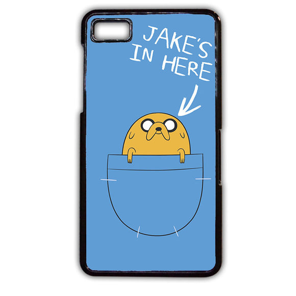 Adventure Time Jake TATUM-337 Blackberry Phonecase Cover For Blackberry Q10, Blackberry Z10 - tatumcase