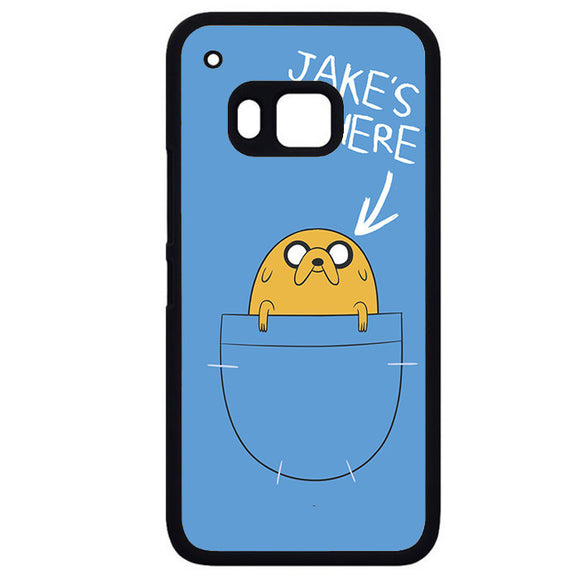 Adventure Time JakePhonecase Cover Case For HTC One M7 HTC One M8 HTC One M9 HTC ONe X - tatumcase