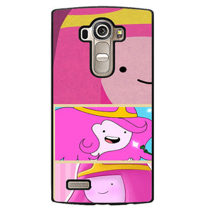 Adventure Time Princess Bubblegum Phonecase Cover Case For LG G3 LG G4 - tatumcase