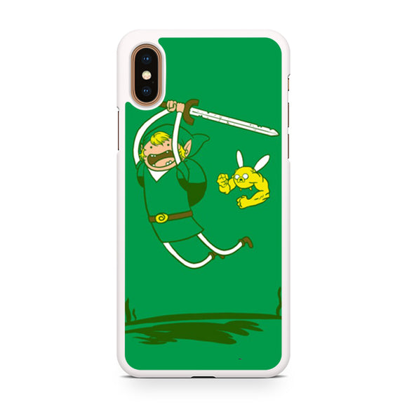 adventure time zelda, Custom Phone Case, iPhone Case, iPhone XS Case
