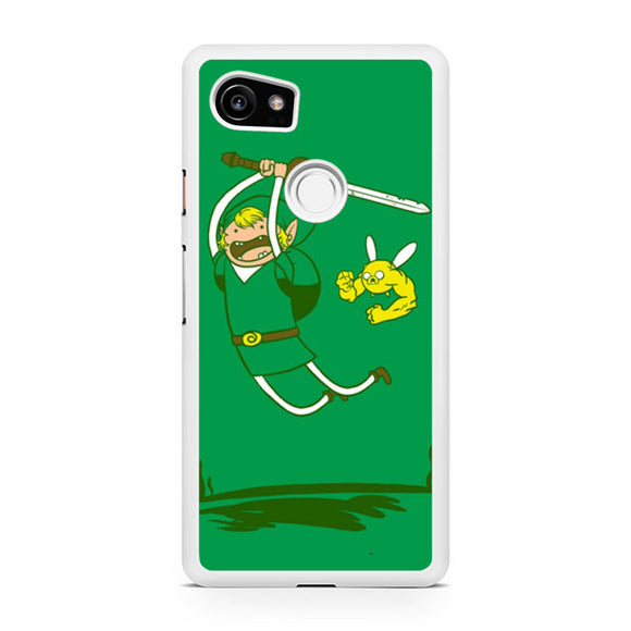 adventure time zelda, Custom Phone Case, Google Pixel 2 XL Case, Pixel 2 XL Case, Tatumcase