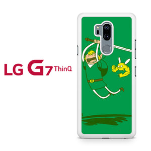 adventure time zelda, LG G7 ThinQ Case, Tatumcase