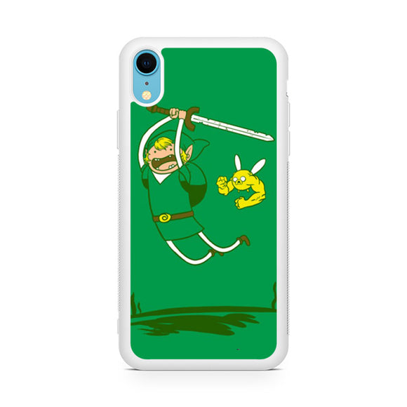 adventure time zelda,Custom Phone Case, iPhone XR Case, Tatumcase