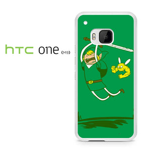 adventure time zelda - HTC ONE M9 Case - Tatumcase