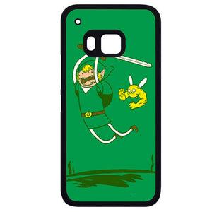 Adventure Time ZeldaPhonecase Cover Case For HTC One M7 HTC One M8 HTC One M9 HTC ONe X - tatumcase