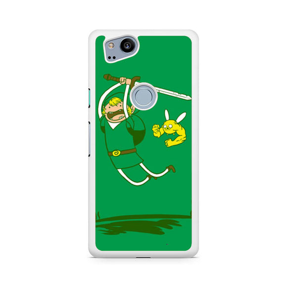 adventure time zelda, Custom Phone Case, Google Pixel 2 Case, Pixel 2 Case