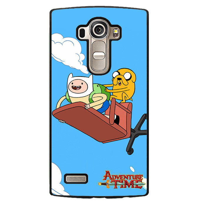 Adventure Time Phonecase Cover Case For LG G3 LG G4 - tatumcase
