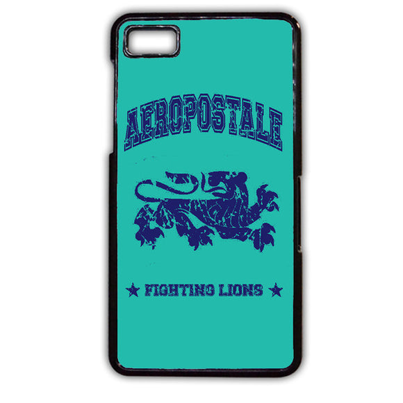 Aeropostale Fighting Lion Phonecase Cover Case For Blackberry Q10 Blackberry Z10 - tatumcase