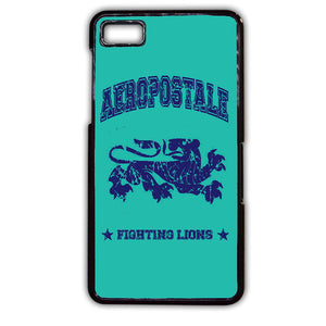 Aeropostale Fighting Lion TATUM-361 Blackberry Phonecase Cover For Blackberry Q10, Blackberry Z10 - tatumcase