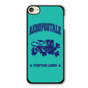 Aeropostale Fighting Lion Phonecase Cover Case For Apple Ipod 4 Ipod 5 Ipod 6 - tatumcase