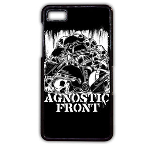 Agnostic Fron TATUM-393 Blackberry Phonecase Cover For Blackberry Q10, Blackberry Z10 - tatumcase