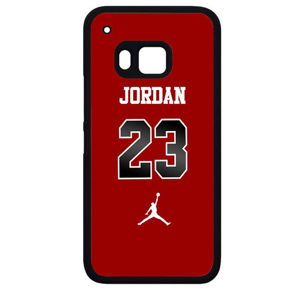 Air Jordan 23Phonecase Cover Case For HTC One M7 HTC One M8 HTC One M9 HTC ONe X - tatumcase