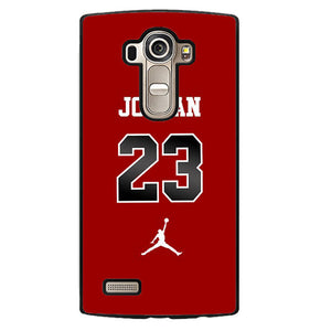 Air Jordan 23 Phonecase Cover Case For LG G3 LG G4 - tatumcase