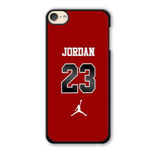 Air Jordan 23 Phonecase Cover Case For Apple Ipod 4 Ipod 5 Ipod 6 - tatumcase