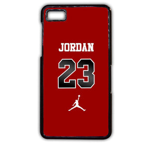Air Jordan 23 TATUM-406 Blackberry Phonecase Cover For Blackberry Q10, Blackberry Z10 - tatumcase