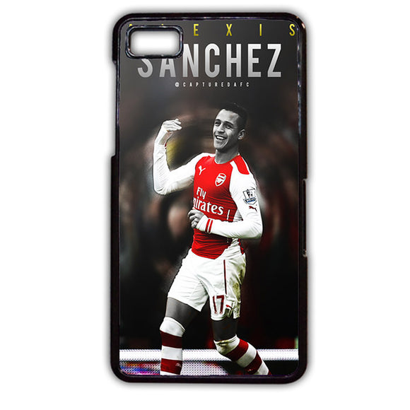 Alexis Sanchez TATUM-467 Blackberry Phonecase Cover For Blackberry Q10, Blackberry Z10 - tatumcase