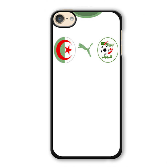 Algeria Soccer Jersey Phonecase Cover Case For Apple Ipod 4 Ipod 5 Ipod 6 - tatumcase