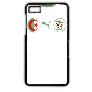 Algeria Soccer Jersey Phonecase Cover Case For Blackberry Q10 Blackberry Z10 - tatumcase