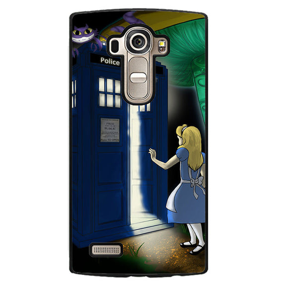 Alice In Wonderland Phonecase Cover Case For LG G3 LG G4 - tatumcase