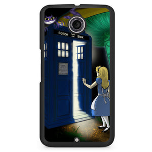 Alice In Wonderland Phonecase Cover Case For Google Nexus 4 Nexus 5 Nexus 6 - tatumcase