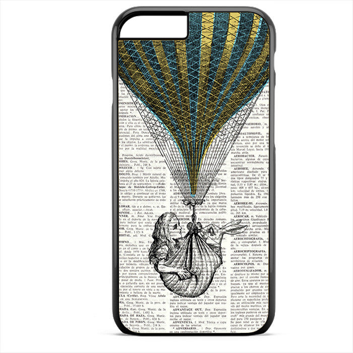 Alice In Wonderland Book Phonecase For Iphone 4/4S Iphone 5/5S Iphone 5C Iphone 6 Iphone 6S Iphone 6 Plus Iphone 6S Plus - tatumcase