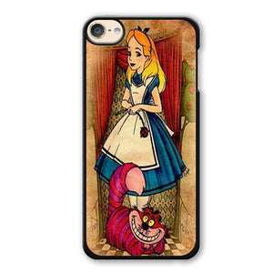 Alice Vintage Phonecase Cover Case For Apple Ipod 4 Ipod 5 Ipod 6 - tatumcase