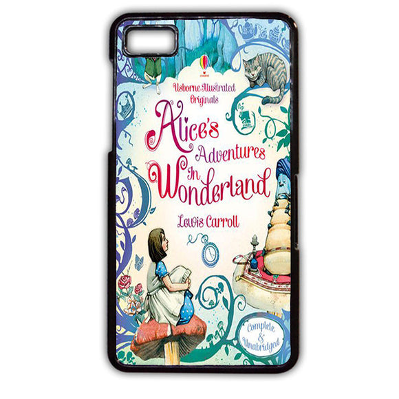 Alices Adventure TATUM-549 Blackberry Phonecase Cover For Blackberry Q10, Blackberry Z10 - tatumcase