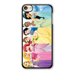 All Disney Princess Phonecase Cover Case For Apple Ipod 4 Ipod 5 Ipod 6