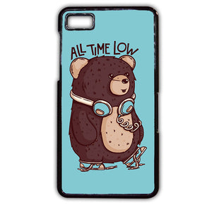 All Time Low TATUM-620 Blackberry Phonecase Cover For Blackberry Q10, Blackberry Z10