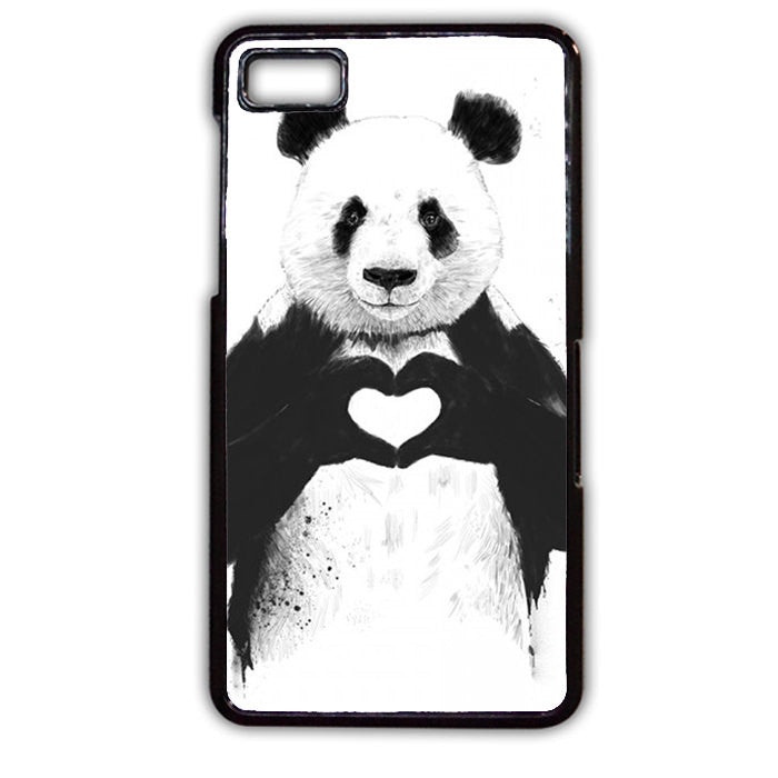 All You Need Is Love TATUM-638 Blackberry Phonecase Cover For Blackberry Q10, Blackberry Z10