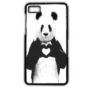 All You Need Is Love TATUM-637 Blackberry Phonecase Cover For Blackberry Q10, Blackberry Z10