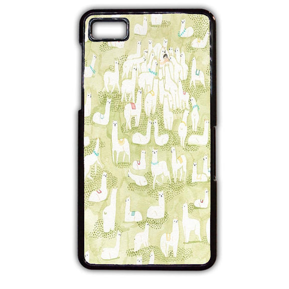 Alpaca TATUM-639 Blackberry Phonecase Cover For Blackberry Q10, Blackberry Z10