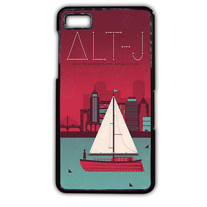 ALT-J Cover TATUM-668 Blackberry Phonecase Cover For Blackberry Q10, Blackberry Z10