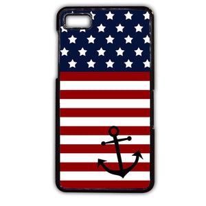 American Anchor TATUM-690 Blackberry Phonecase Cover For Blackberry Q10, Blackberry Z10